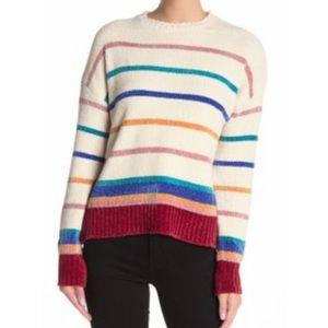 Union Bay Colorblock Striped Sweater
